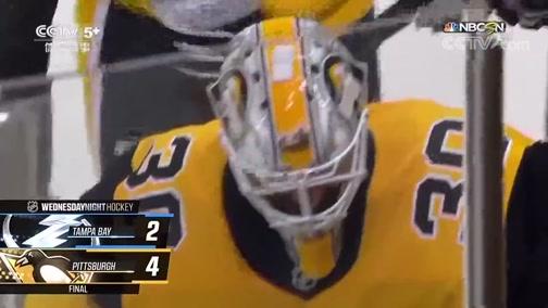[NHL]常规赛:坦帕湾闪电VS匹兹堡企鹅 第三节