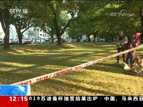 [新闻30分]新西兰 警方加强调查 枪手或面临更多指控