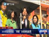 蓝绿初选 一地鸡毛 两岸直航 2019.04.08 - 厦门卫视 00:30:19