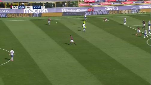 [意甲]第33轮:博洛尼亚VS桑普多利亚 完整赛事