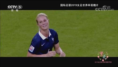 [足球之夜]国际足联2019女足世界杯前瞻片