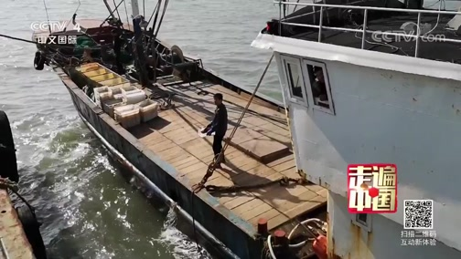 《走遍中国》 20190618 5集系列片《移动改变生活》(2) 畅行海上