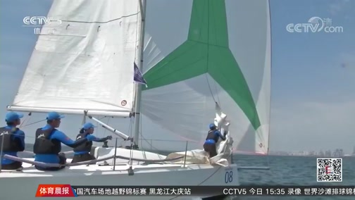[帆船]青春序曲:中国大学生帆船队再起航(晨报)