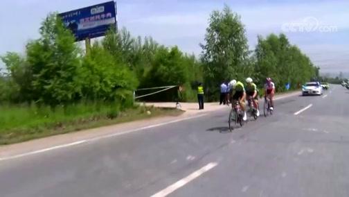[自行车]环青海湖自行车赛第三赛段 2