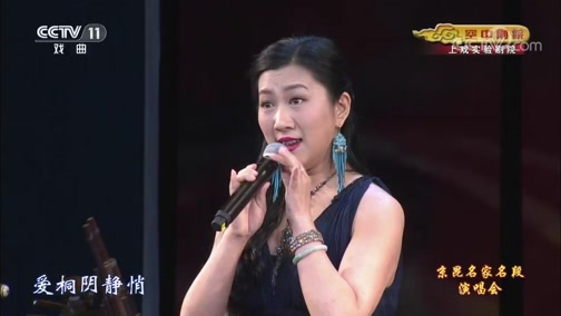 [CCTV空中剧院]《长生殿·小宴》 演唱者:黎安 沈昳丽