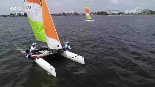 [帆船]中国家庭帆船赛无锡鹅湖站开赛