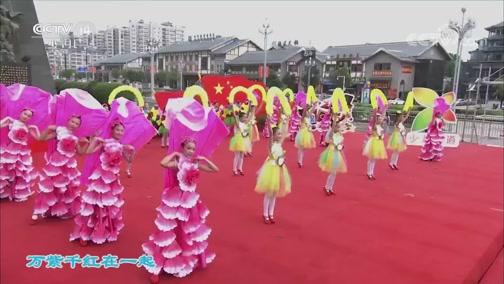 [大手牵小手]歌舞《花儿向阳开》 表演:福建省三明市宁化县第二实验小学