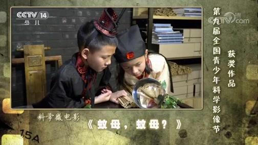 [芝麻开门]第九届全国青少年科学影像节获奖作品:《蚊母,蚊母?》