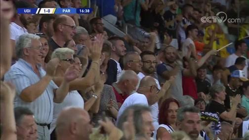 [意甲]拉萨尼亚停球过人一气呵成 抽射远角破门