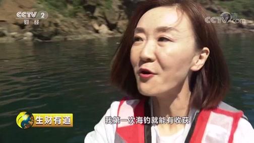 《生财有道》 20190909 生态中国沿海行 辽宁长海县:海风 海味 海财富