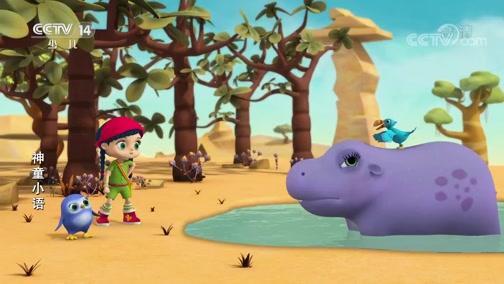 《神童小语》 第74集 欧弟和高缇是永远的好朋友