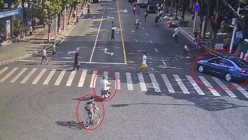自行車出行要守規則 00:01:21