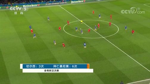 [歐冠]1/8決賽首回合:切爾西VS拜仁 賽事縮編
