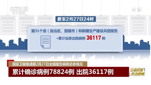 《中国新闻》 20200228 17:15