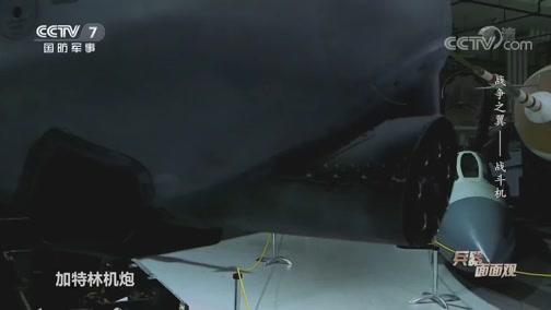 《兵器面面观》 20200430 战争之翼——战斗机