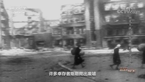 《世界战史》 20200716 坦克大战 斯大林格勒战役(上)