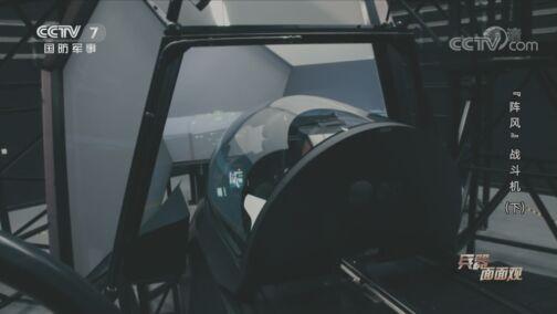"""《兵器面面观》 20200821 """"阵风""""战斗机(下)"""