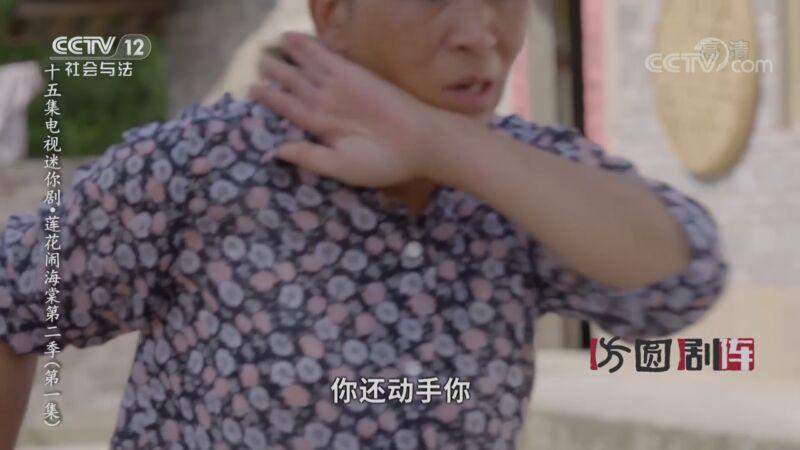 《方圆剧阵》 20200829 十五集电视迷你剧·莲花闹海棠第二季(第一集)