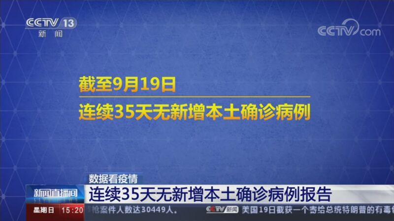 《新闻直播间》 20200920 15:00