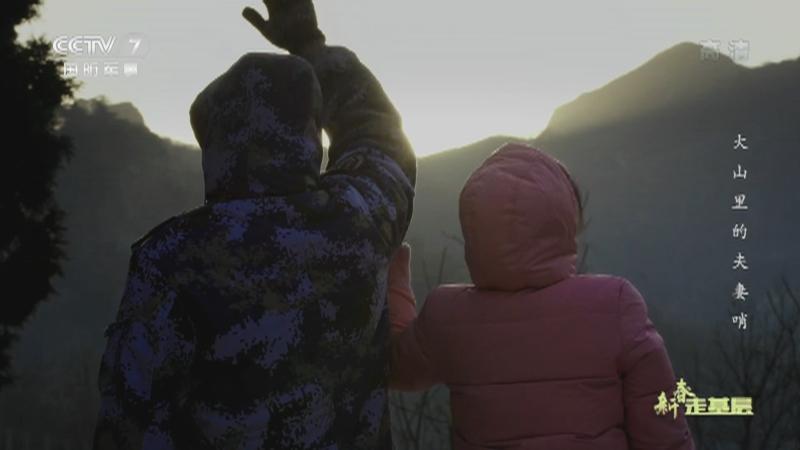 《国防故事》 20210210 新春走基层 大山里的夫妻哨