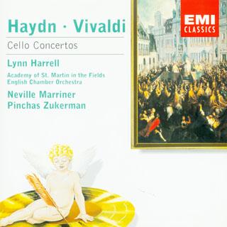 海顿,维瓦尔第大提琴协奏曲集
