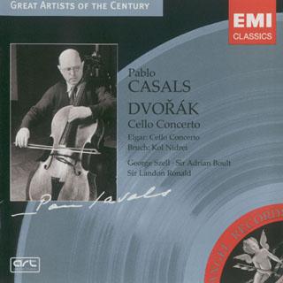 德沃夏克,埃尔加 大提琴协奏曲(卡萨尔斯)