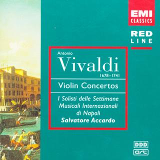 维瓦尔第 小提琴协奏曲(阿卡多)