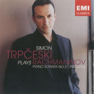 拉赫玛尼诺夫 第二号钢琴奏鸣曲,前奏曲 特尔普切斯基