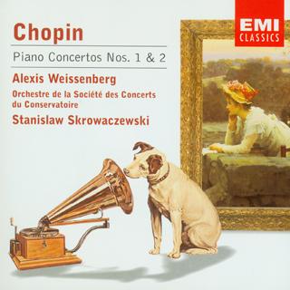 肖邦 第一 第二钢琴协奏曲图片