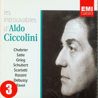 契科里尼演奏钢琴曲选 III 斯卡拉蒂 罗西尼