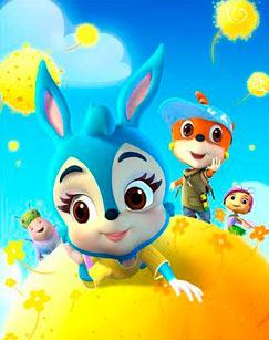 虹猫蓝兔快乐识字