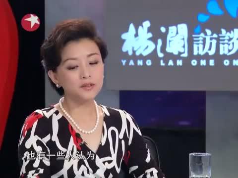 《杨澜访谈录》 20121019 李宇春:成长的烦恼