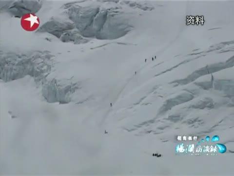 [杨澜访谈录]王秋杨:我会努力争取活着回来 20121214
