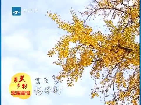 [浙江新闻联播]特别策划:到最美乡村 享受丰收时节 20131116