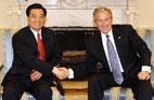 2006<br>Visite d´Etat du président Hu Jintao aux Etats-Unis