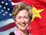 Hillary Clinton à Beijing