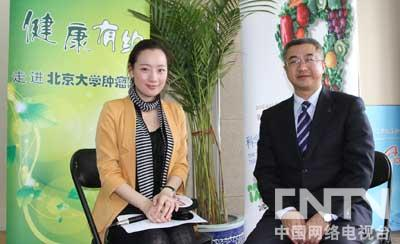 健康有约专访北京大学肿瘤医院淋巴瘤科主任朱军
