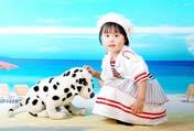 6岁宝贝陈思甜