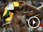 2011年8月28日,2011年世锦赛100米决赛,博尔特抢跑而被直接罚下