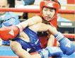 中国拳击公开赛 任灿灿晋级张建艇出局
