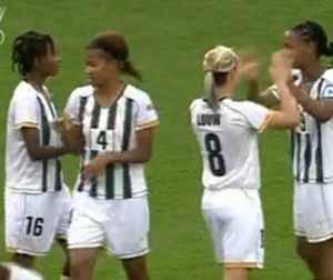 谢琳两球莫迪塞中圈吊射 瑞典4-1南非