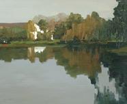 《静静的湖畔》