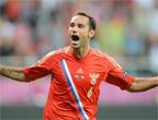 فازت روسيا على التشيك 4-1
