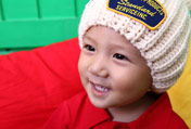 2岁宝贝陈俊阳