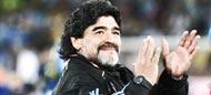 Départ de Maradona et Raul