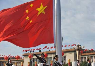 <br><h3>L'avenue de Chang'an  - Li Hui</h3>
