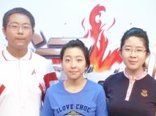 中国人民大学附属中学第二分校<br>(三奇葩队)
