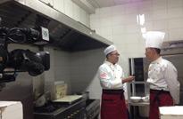 旅顺口的海鲜酒楼,采访厨师长如何正确处理海参