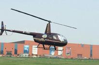 载着我们的梦想和期待,直升机搭载摄像师冲向了蓝天
