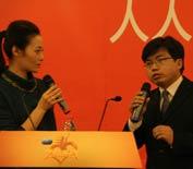 中国扶贫基金会秘书长谈资金管理